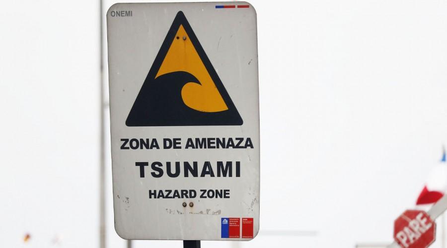 Terremoto en Nueva Zelanda: SHOA alerta posibilidad de tsunami menor en costas de Chile