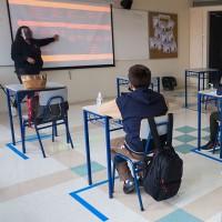 Vuelta a clases: 43 establecimientos educacionales tienen contagios por Covid-19