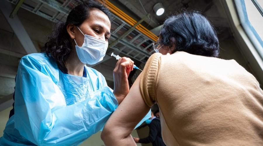 Calendario de Vacunación: Conoce las personas que podrán vacunarse desde el próximo lunes 8