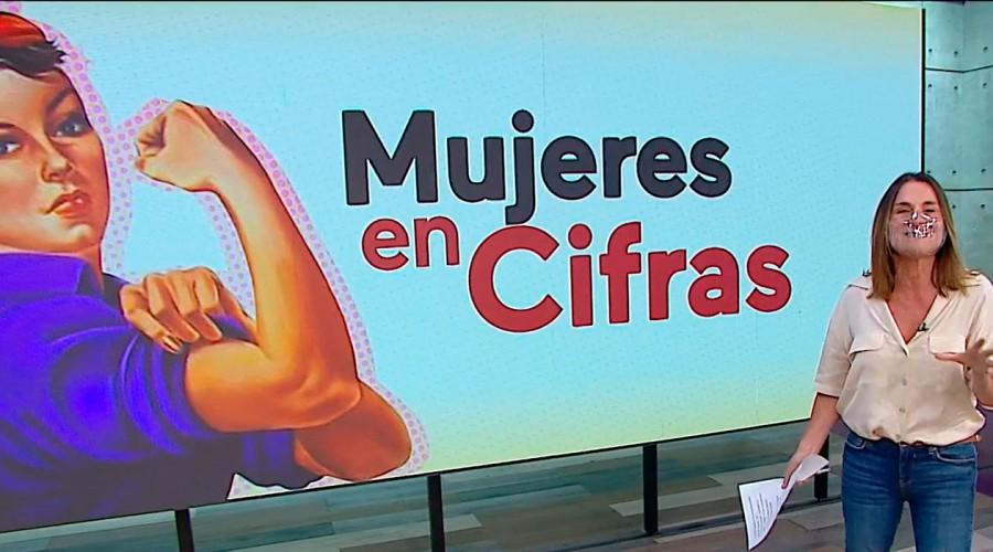 Las cifras del 8M: Paulina de Allende Salazar explicó la situación de las mujeres en el hogar