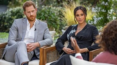Anunciaron que tendrán una niña: Harry y Meghan revelaron el sexo de su bebé en entrevista con Oprah
