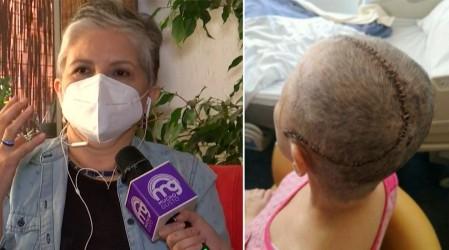 Mujer denuncia que tras grave accidente por scooter en la calle, empresa no ha respondido satisfactoriamente