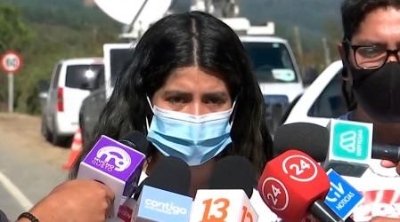 """""""Que el señor Piñera nos dé respuestas"""": Abuela materna de Tomás exige una pronta resolución del caso"""