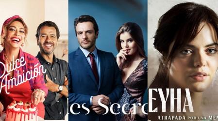 Nuevas teleseries internacionales: Descubre los próximos estrenos en Mega