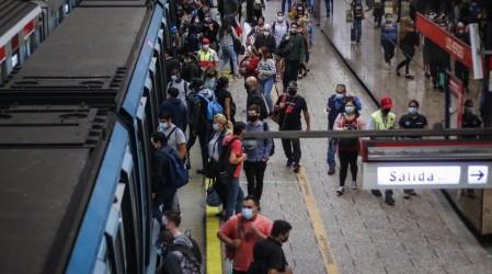 Pese a llamado a paro: Metro de Santiago anuncia funcionamiento normal para este miércoles 10 de marzo