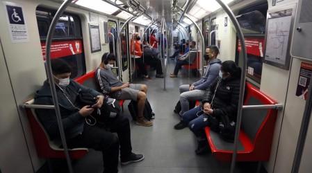 Pese a llamado a paro: Metro de Santiago anuncia funcionamiento normal en este miércoles