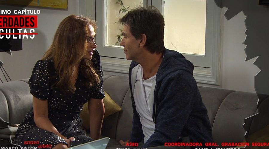 Avance: Agustina escuchará a Ricardo y Samanta planeando un viaje