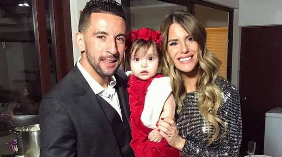 Ya tiene tres años: Mira cómo ha crecido la hija de Gala Caldirola y Mauricio Isla