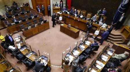 Estado de Excepción: Senado aprueba su extensión hasta el 30 de junio