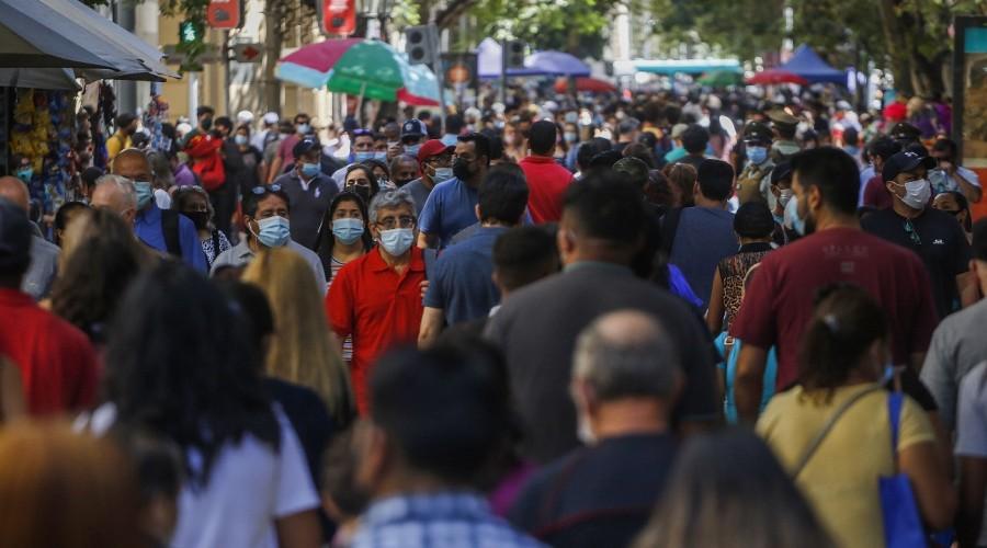 Retroceden a Transición: 13 comunas de la Región Metropolitana vuelven a Fase 2 este sábado 13