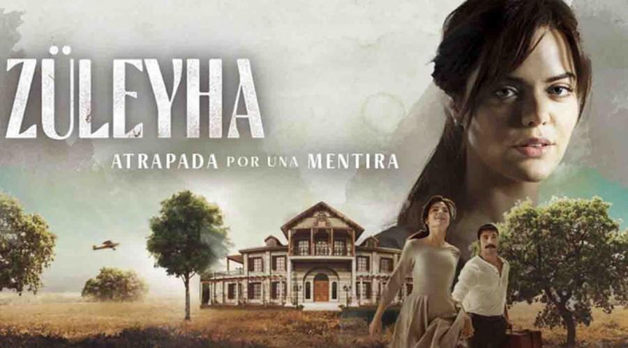 """HOY JUEVES: Gran estreno de """"Zuleyha"""""""