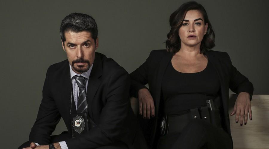 Francisco Pérez Bannen e Ingrid Cruz serán la brigada de investigaciones en Demente