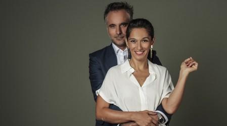 Lorena Capetillo y Paulo Brunetti estarán juntos en una nocturna de Mega