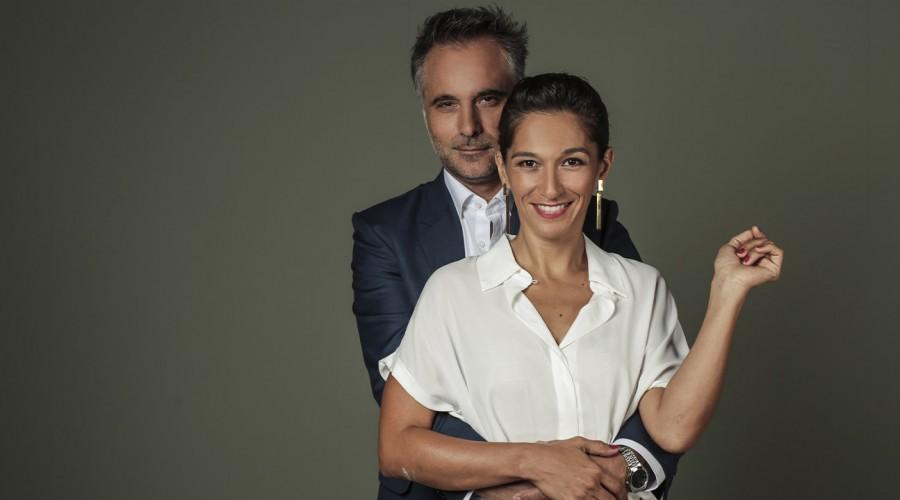 Lorena Capetillo y Paulo Brunetti estarán por primera vez juntos en una nocturna de Mega