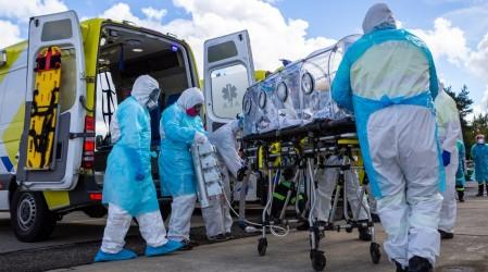 Coronavirus: Casi 6 mil casos diarios se registraron durante las últimas 24 horas