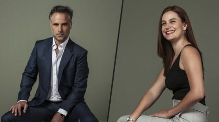 Paulo Brunetti y Alejandra Araya revelan nuevos detalles de