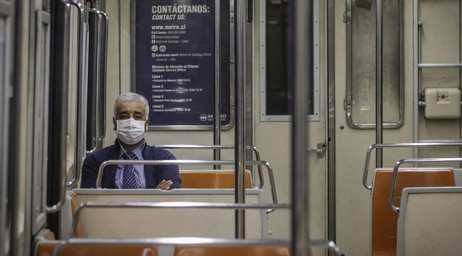 Estos son los horarios de cierre de Metro de Santiago para este domingo