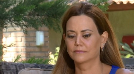 Daniella Campos reveló en Mucho Gusto los episodios de violencia intrafamiliar que sufrió durante 8 años