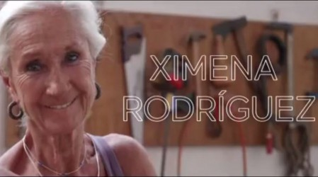 Conoce a Ximena Rodríguez, una reconocida artista con más de 100 esculturas