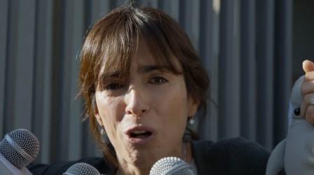 La desgarradora declaración de Teresa a la prensa