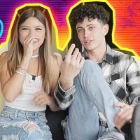 Adivinando frases chilenas y mexicanas: Ignacia Antonia retó al Youtuber Orson Padilla a entretenido desafío