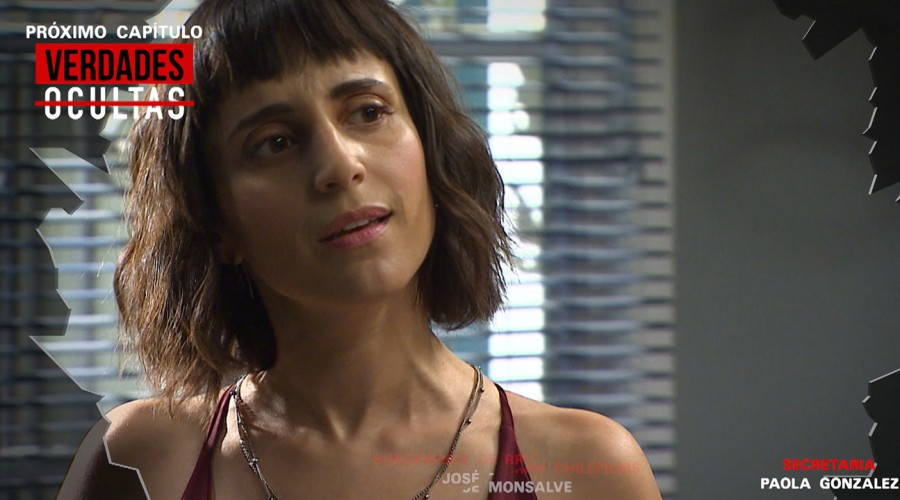Avance: Martina sospechará de Cristóbal