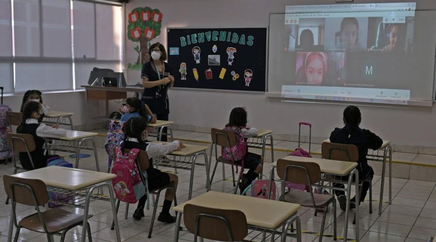 Comunas en Cuarentena: Así será la modalidad de las clases en comunas en Fase 1