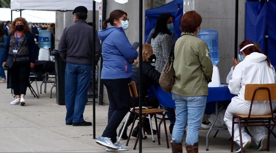 Residentes de comunas en cuarentena ¿Necesito permiso para vacunarme?