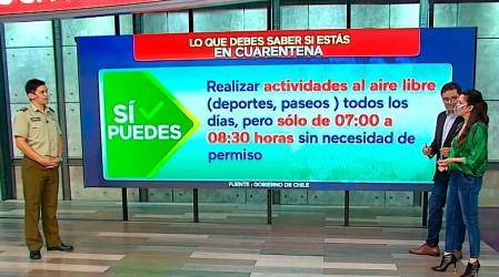 Mucho Gusto te explica todo lo que debes saber sobre los permisos en Cuarentena