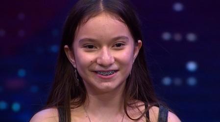 Ganadora del Botón de Oro: Serely Cuadra impactó con su gran vozarrón y carisma
