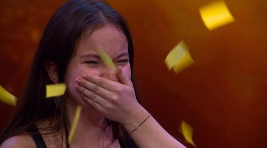 """""""Demasiado seca"""": Serely Cuadra impactó con su gran talento y se transformó en la favorita de la noche"""