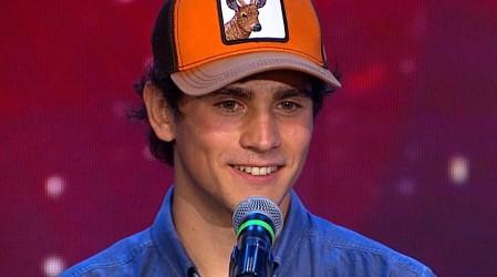"""El Talento de la Semana: Conversaremos en vivo con el cantante Nicolas Ruiz de """"Got Talent Chile"""""""