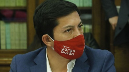 Comunas en Cuarentena: Diputado Jorge Durán pide bono de $500 mil para familias más afectadas