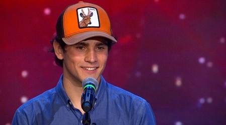 El talento de la Semana: Estamos en vivo junto al cantante chileno Nicolás Ruiz de Got Talent Chile