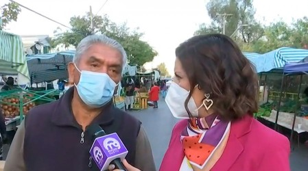 ¿Fin de semana con delivery?: Feriantes de Puente Alto en contra de suspensión del permiso de desplazamiento