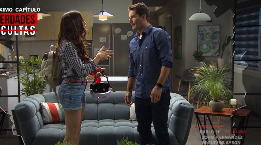 Avance: Gaspar le pedirá a Olivia que se quede con el
