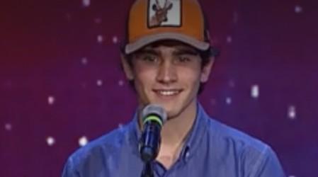 """""""Estaba nervioso pero parece que a la gente le gustó"""": Conversamos con Nicolás Ruiz sobre Got Talent Chile"""