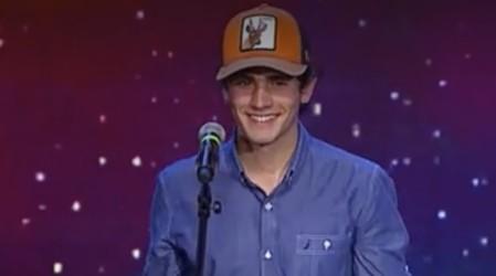 """""""Hermosa voz"""": Participante destacado de """"Got Talent Chile"""" deleitó con canción de su autoría"""