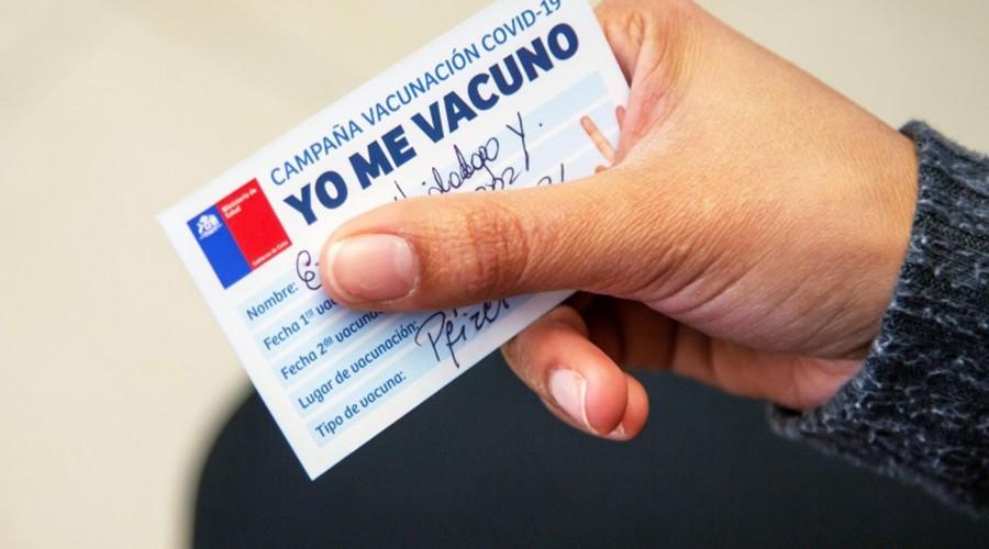 Vocales de mesa reemplazantes también tendrán acceso preferente para recibir vacuna contra el Covid-19