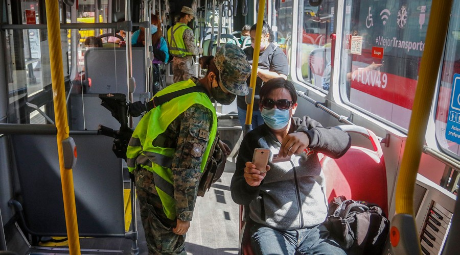 11 comunas retrocederán a Cuarentena a partir de este jueves 1 de abril