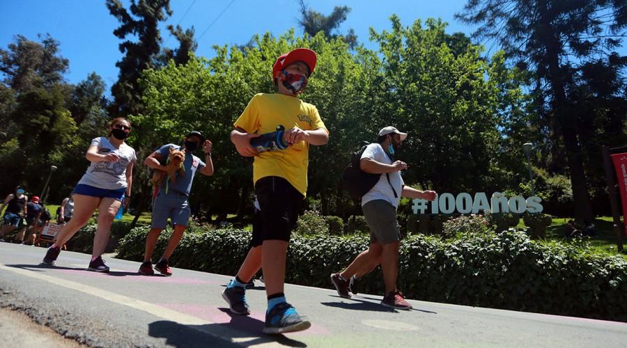 Deporte en Cuarentena: 17 parques abrirán sus puertas en Fase 1
