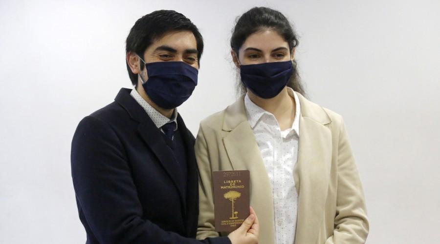 Matrimonios y AUC en Cuarentena: Revisa cómo funcionará el Registro Civil para estas ceremonias