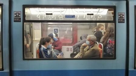 Metro de Santiago anuncia nuevo horario de funcionamiento desde el 5 de abril
