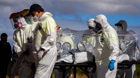 Nuevo récord de contagios por Covid-19: Casos nuevos superan los 8.000
