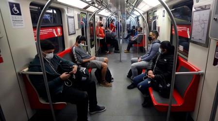 Revisa los nuevos horarios del transporte tras adelanto del toque de queda
