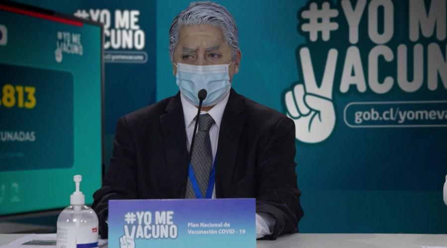 Fernando Godoy sorprendió con imitación a ministro Paris en nuevo avance de
