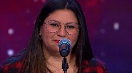 """""""Fue hermoso"""": Damarís Silva tras recibir el apoyo del público con su presentación en """"Got Talent Chile"""""""