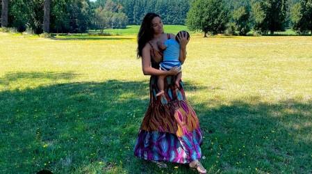El pequeño Noah tiene 10 meses: Así ha crecido el hijo de Lisandra Silva y Raúl Peralta