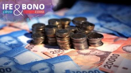 Pago IFE y Bono Covid extendido: Estos son los montos que se entregarán por cada beneficio