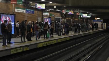 Nuevas puertas estación Los Héroes: Metro de Santiago explica cuál será su funcionamiento